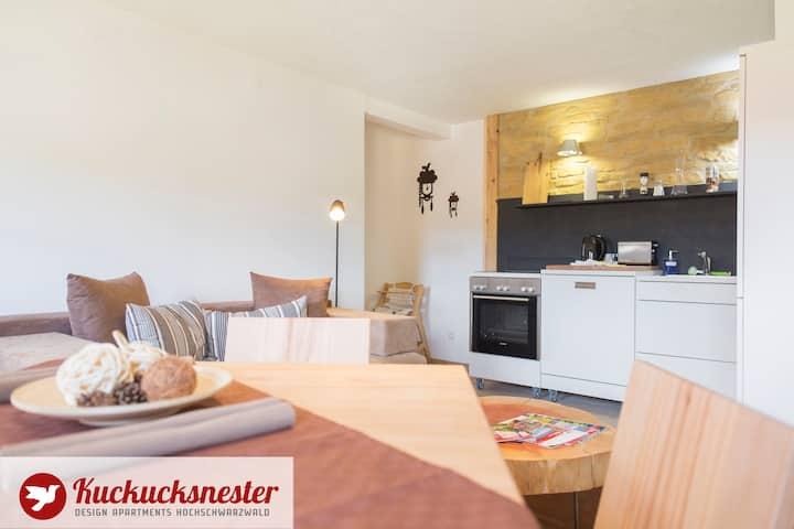 Kuckucksnester Menzenschwand (Vorderdorf), (Menzenschwand), Wohnung Obergeschoss