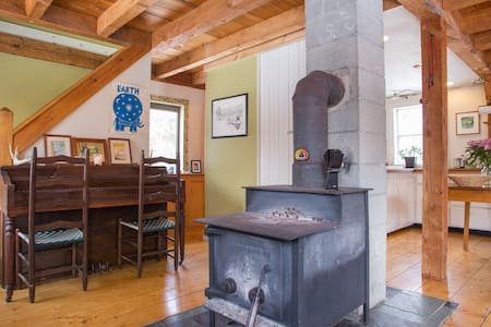 Mountain Lake Retreat: a skier's haven - Londonderry - Ev
