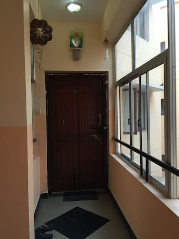 Apartment Entrance (Flat 20)