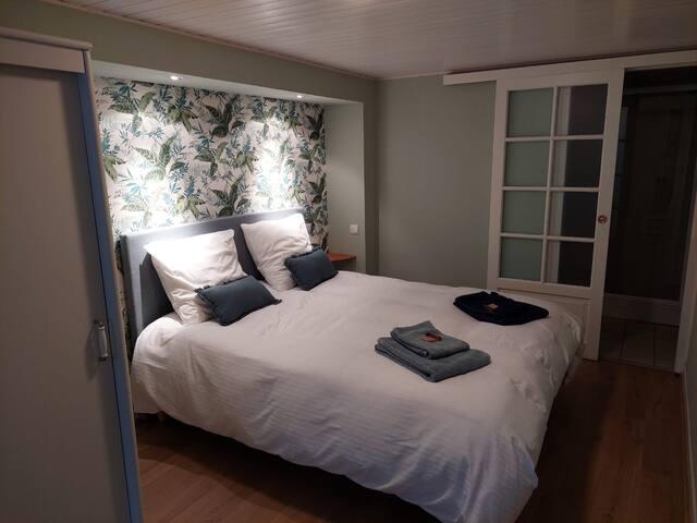 Chambre 4, lit 160x 200