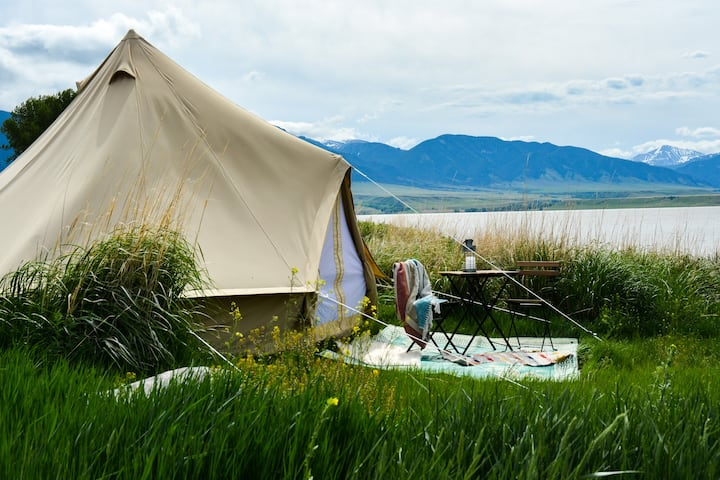 Camp in Luxury: Tennessee Glamping Experience #1