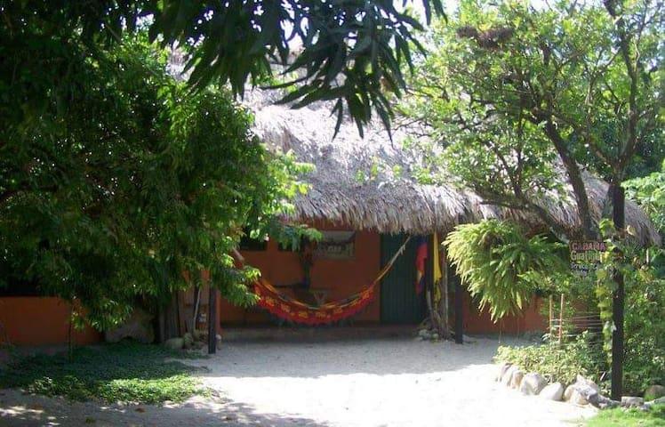 Espectacular Cabaña Original en Buritaca