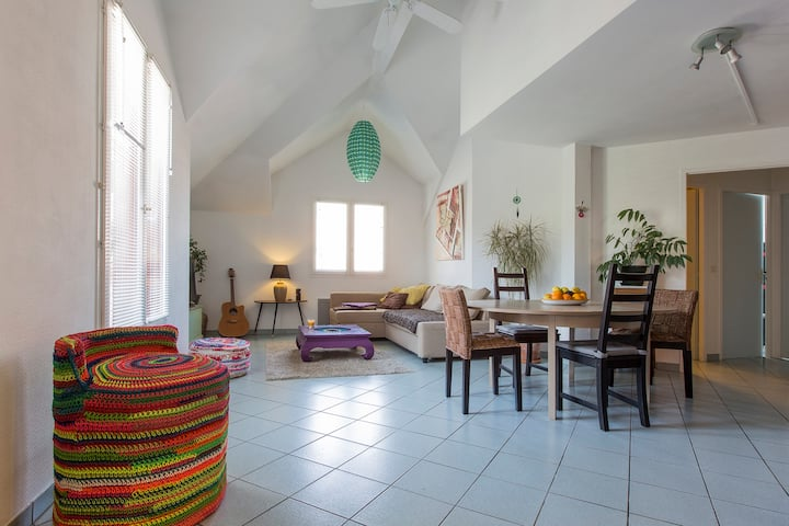 Large appartement 5-7p face to lac d'Annecy