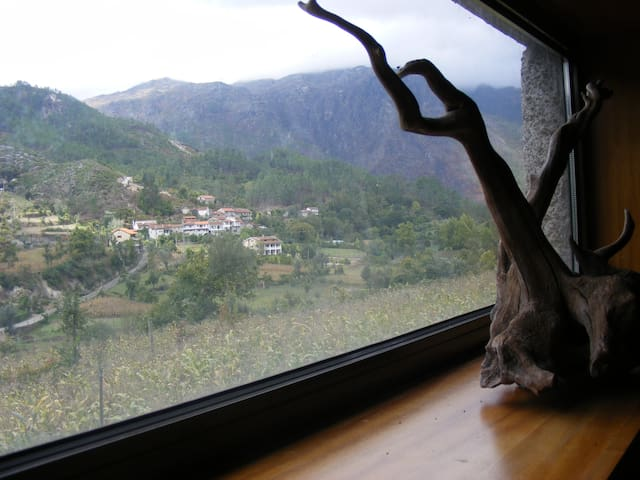 Guest house with family atmosphere - Cabril - Casa de camp