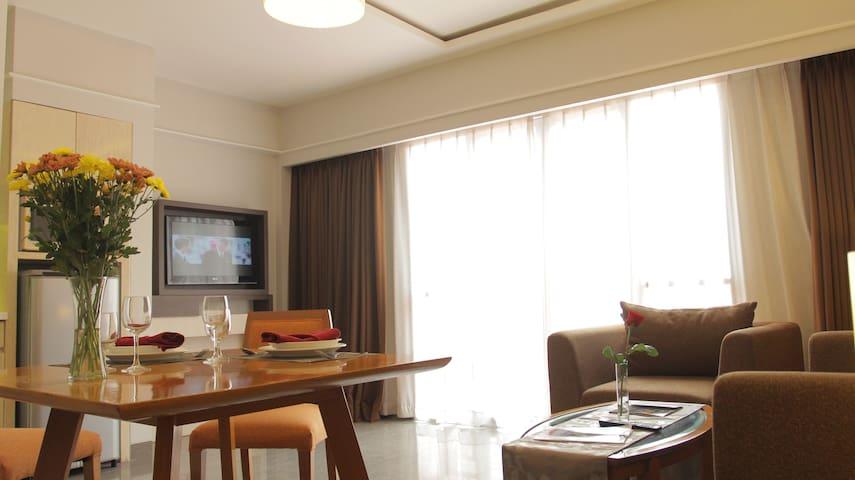 Ngagel Riverside (1-Bedroom Apt)