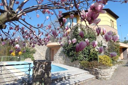 Villa Mirtilla - Gromlongo - 别墅