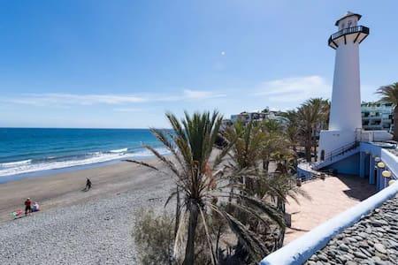 Nice bungalow on the sea  sul mare  frente al mar - Maspalomas - Bungalow