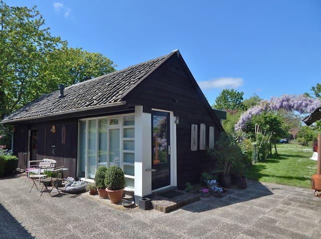 Landelijke Betuwse B&B bij Elst (Overbetuwe) - Elst - Zomerhuis/Cottage