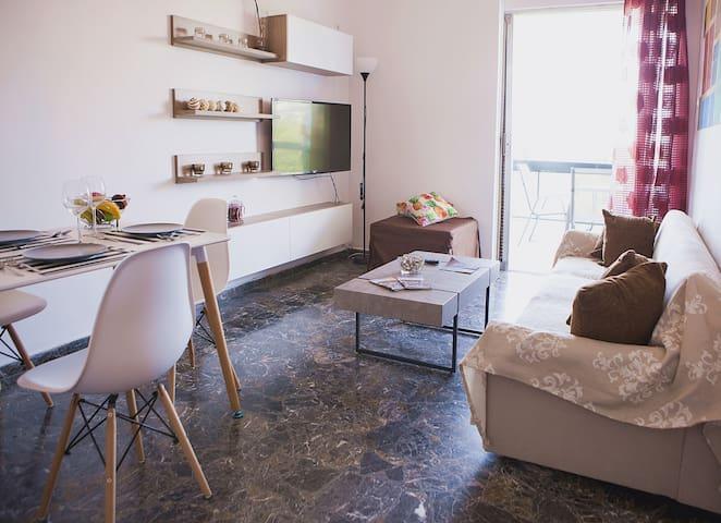 Voula - Archer Amazing Sea View Apartment