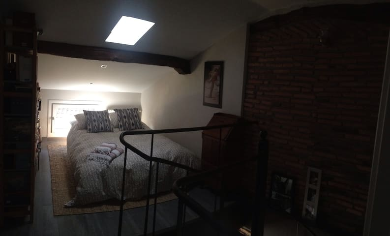 Habitacion doble con baño privado. - Bermeo - Bed & Breakfast