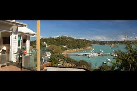 Russell Beach Apartments - Kereru Suite - Russell - Lejlighed