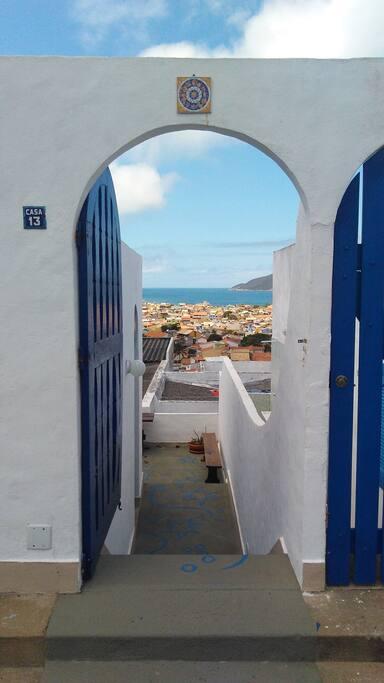 Casa 13- Vista Praia dos Anjos