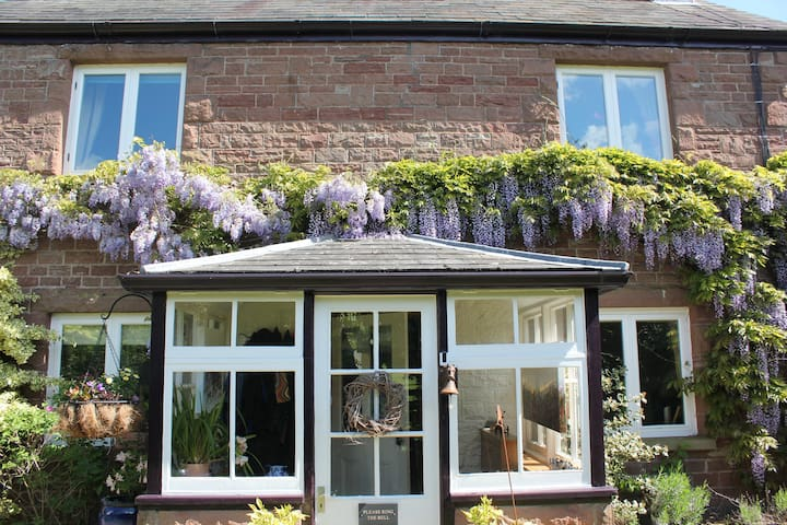 Little Leasbrook Cottage Monmouth - Dixton - Casa