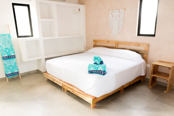 Cama King / King Size Bed