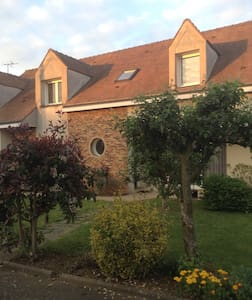Chambre indépendante et calme - La Chapelle-Saint-Aubin
