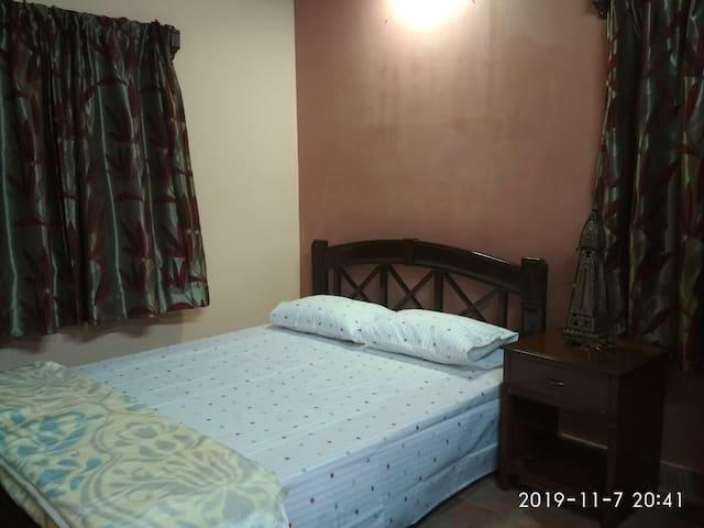 Purabi - cozy and comfortable 1st bedroom