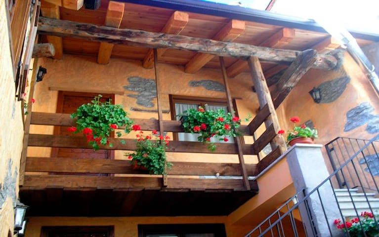 B&B room among the Alps, in Sauze d'ould - 1 - Sauze d'Oulx - Bed & Breakfast