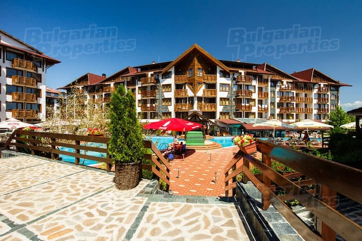 4* Belvedere Holiday Club Bansko (Spa & Pool)