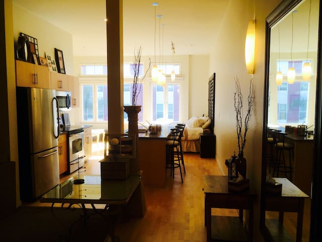 Promenade Loft 1 mile from Disney - Anaheim - Loft