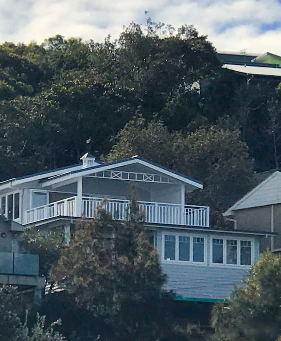 The new CopaView Beach House