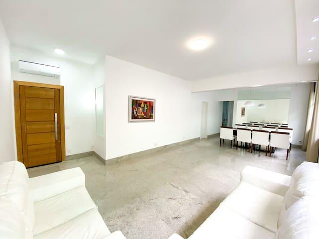 Lovely 3 Bedroom apartment in Belo Horizonte