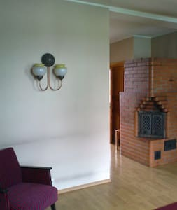 Private apartment in the city centre area - Tartu
