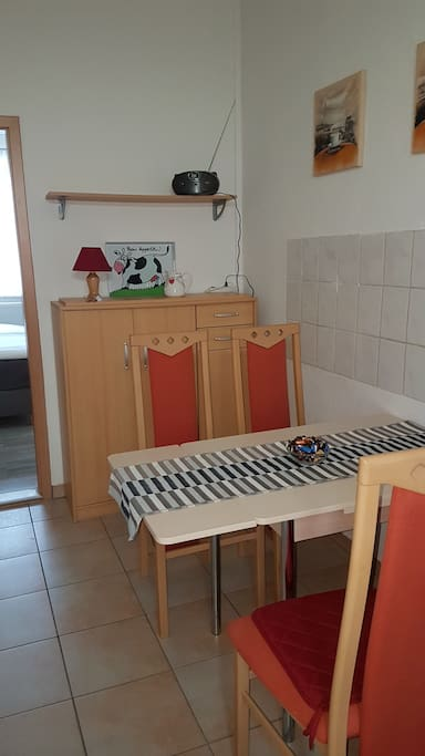Küche Essbereich