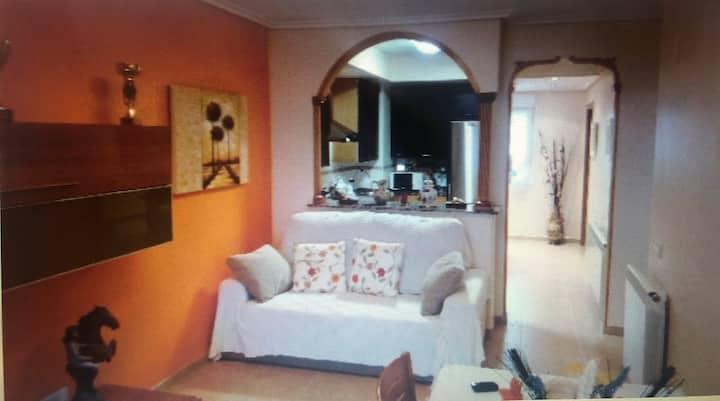 Apartamento para 6 personas en Alesanco