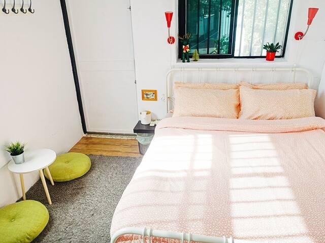 Dulan JailHouse Hostel-Double room
