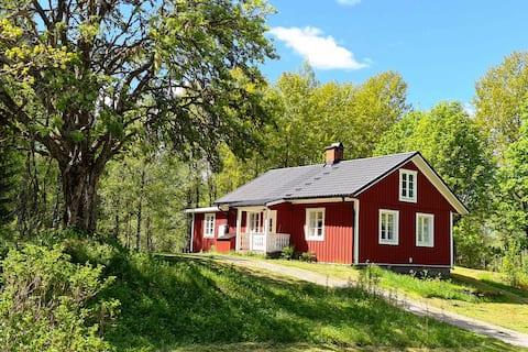 Nyrenoverat torp i natursköna Finnskogarna