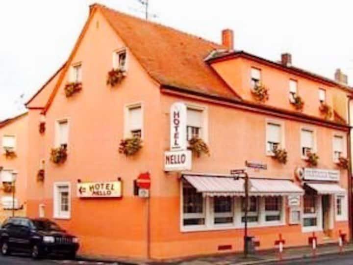 **Hotel Nello**1 Offenbach/Frankfurt