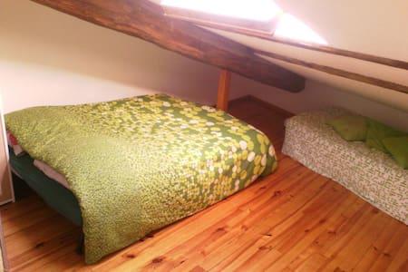 Duplex agréable et lumineux - Apartment