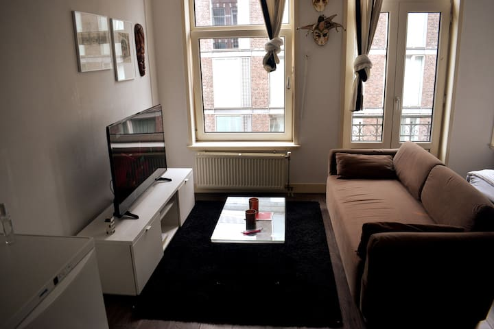 Sumptous studio appartment