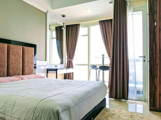 Brand new lux apartment - Menteng Park - Jakarta