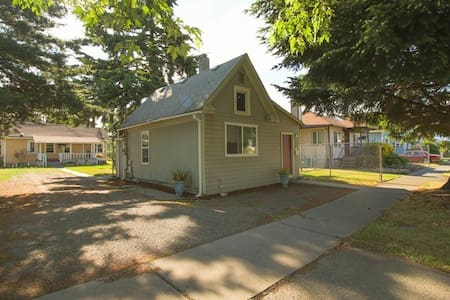 Private Downtown Tacoma Cottage - Tacoma - Dom