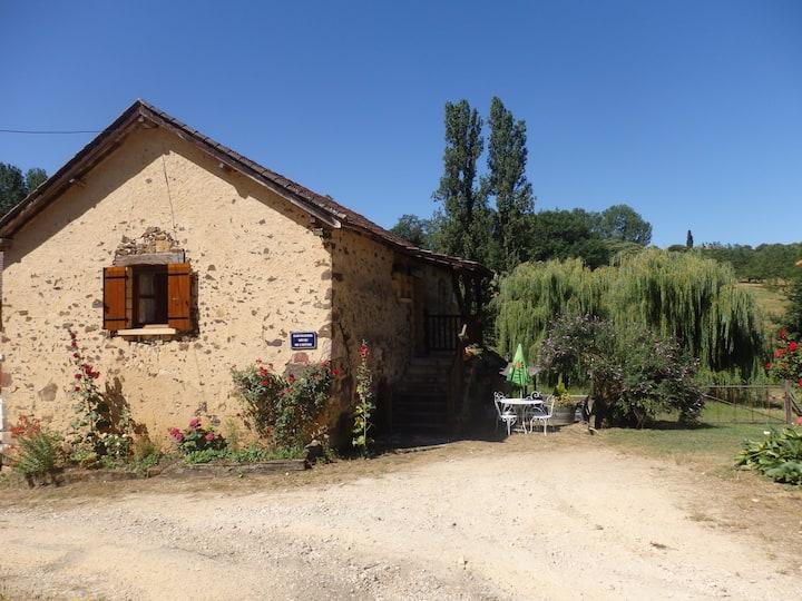 Chambres du moulin de roche à la ferme