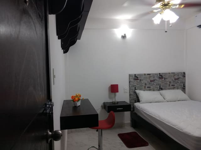 Cozy apt close to ADO Downtown, Tours & Car rental