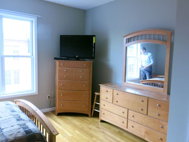 Room in downtown Glen Rock - Glen Rock - Appartement