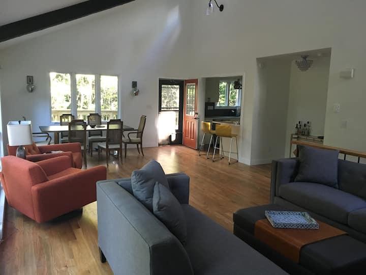 Modern Home in Cragsmoor