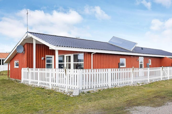 Luxurious Holiday Home in Harboøre With Whirlpool