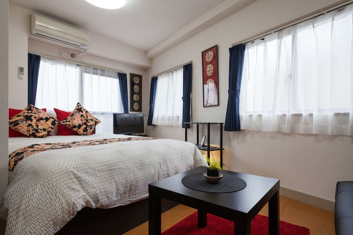 SHIBUYA Apartment #2 - Shibuya - Daire
