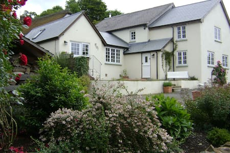 Meadowland Farm Bed & Breakfast - Dolton, Winkleigh - Inap sarapan
