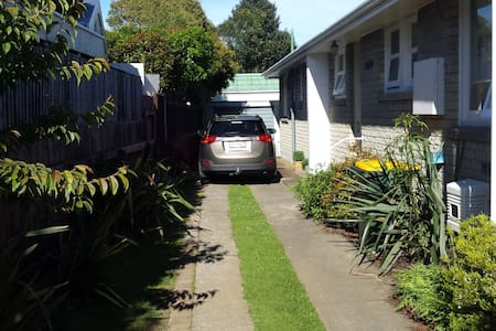 Apartment by the Park - New Plymouth - Wohnung