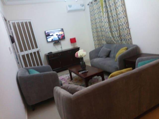 Appartement 2 chambres et salon en location