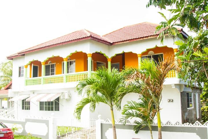 Villa DelNev in Anchovy Gardens  Port Antonio
