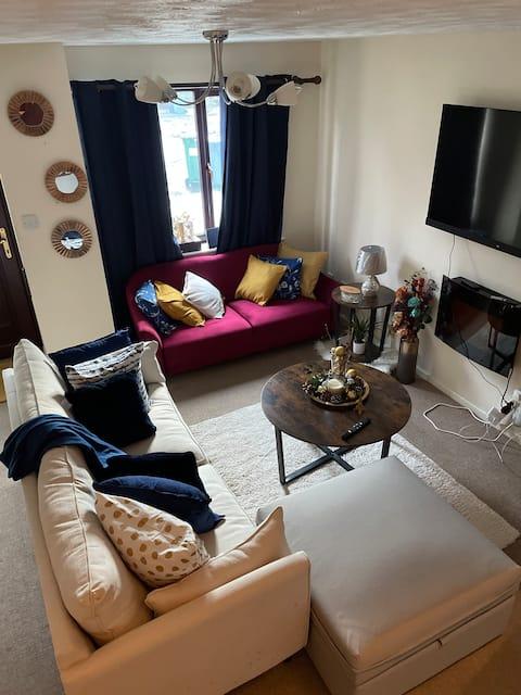 Double Room Quiet & Cosy House