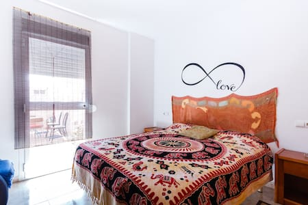 Centric room with terrace - Alcúdia