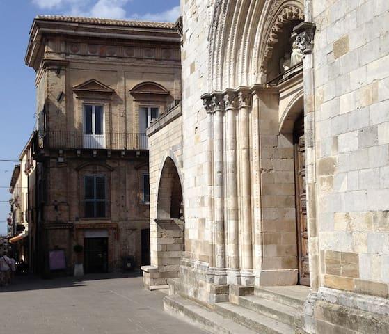 Casa storica a Guardiagrele (CH) - Guardiagrele  - อพาร์ทเมนท์