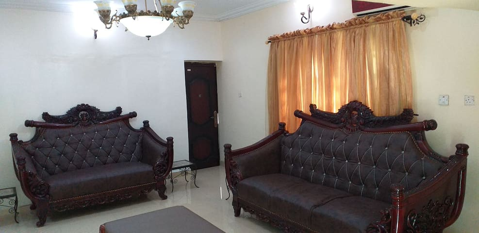 Cool, Spacious 2 bedroom Apartment in Owerri, Imo