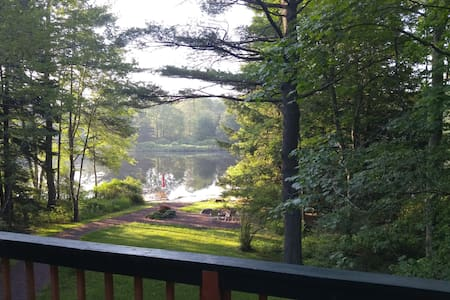 Tranquil Lakefront cottage - Long stay discounts